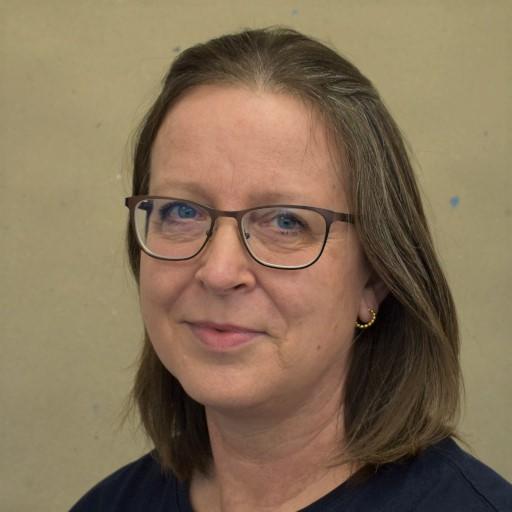 Klinikassistent Susanne Svendsen